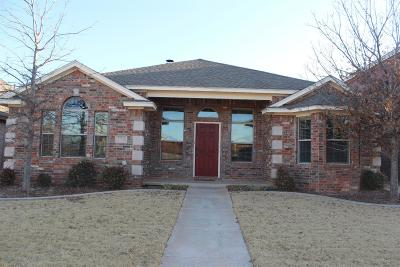 Lubbock TX Single Family Home For Sale: $157,500