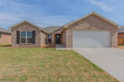 Lubbock Single Family Home For Sale: 5250 Marshall Street