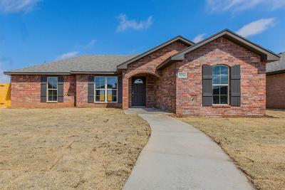 Lubbock Single Family Home For Sale: 5254 Marshall Street