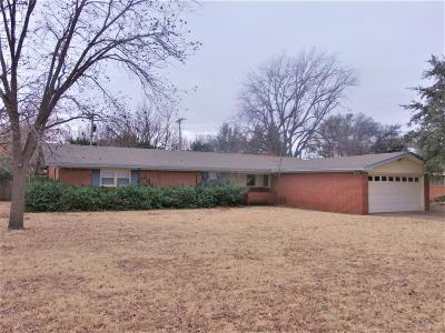 Lubbock Single Family Home For Sale: 2501 57th Street