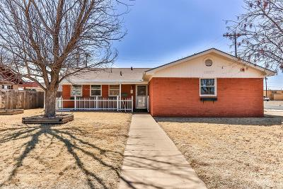 Lubbock Single Family Home For Sale: 1337 49th