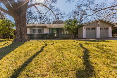 Lubbock Single Family Home For Sale: 6304 Knoxville Drive