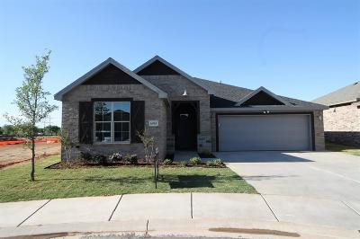 Lubbock Single Family Home For Sale: 6953 23rd Street