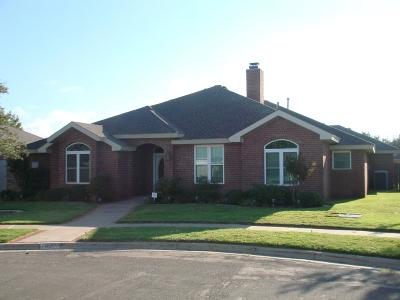 Lubbock Single Family Home For Sale: 10007 Wayne Avenue