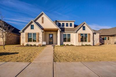 Lubbock TX Single Family Home For Sale: $335,000