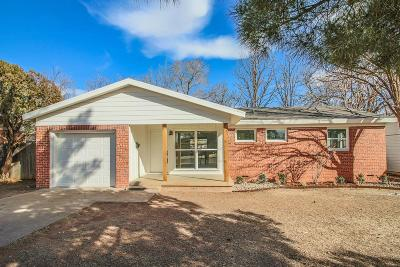 Lubbock Single Family Home For Sale: 2618 48th Street
