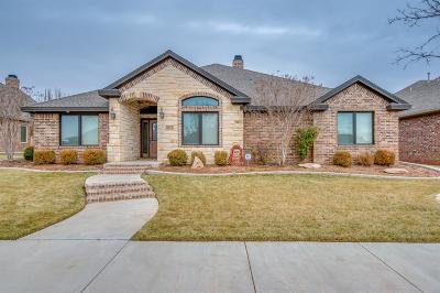 Lubbock Single Family Home For Sale: 6014 88th Street