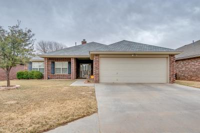 Lubbock Single Family Home For Sale: 5603 101st Street