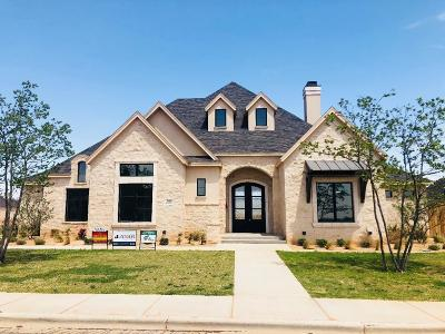 Lubbock TX Single Family Home For Sale: $750,000
