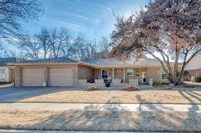 Lubbock Single Family Home For Sale: 3607 Knoxville Drive