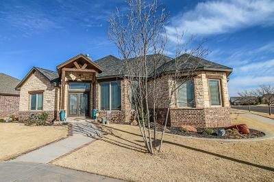 Lubbock Single Family Home For Sale: 3802 135th Street