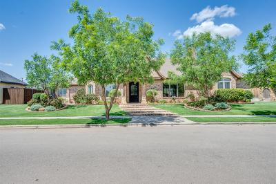 Lubbock TX Single Family Home For Sale: $715,000
