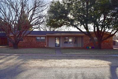 Lamesa Single Family Home For Sale: 312 Terrace Circle