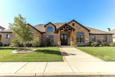 Lubbock Single Family Home For Sale: 4503 103rd Street