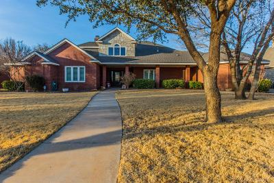 Lubbock Single Family Home For Sale: 7412 96th Street