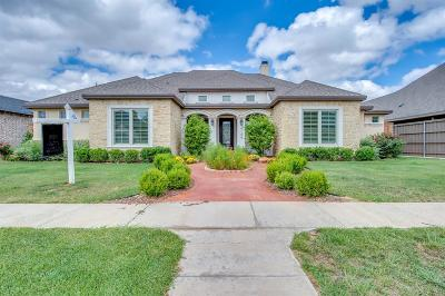 Lubbock Single Family Home For Sale: 9104 Juneau Avenue