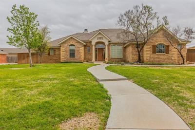 Lubbock Single Family Home For Sale: 6405 County Road 7460