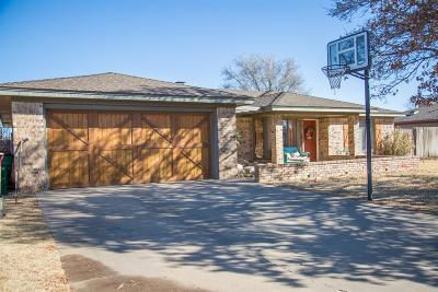 Single Family Home Under Contract: 9 Comanche Lane