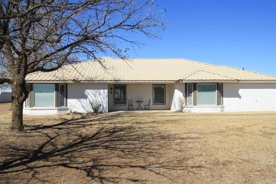 Single Family Home For Sale: 4924 County Road 7500
