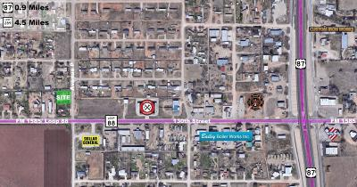 Lubbock County Residential Lots & Land For Sale: 1604 Farm Road 1585