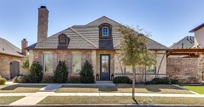 Lubbock Garden Home Under Contract: 4003 112th Street