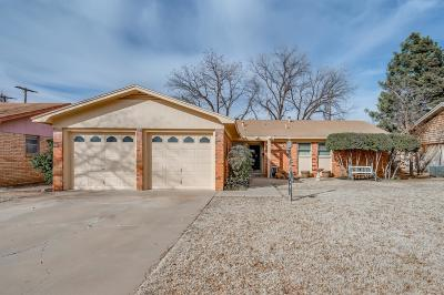 Single Family Home Under Contract: 5518 12th Street