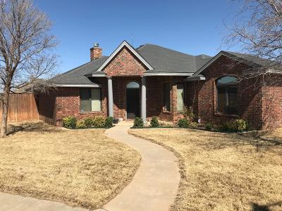 Lubbock TX Single Family Home For Sale: $209,000