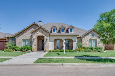 Lubbock Single Family Home For Sale: 6117 88th Place