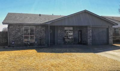 Single Family Home For Sale: 6307 29th Street