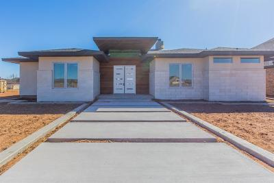Lubbock Single Family Home For Sale: 4903 109th Place