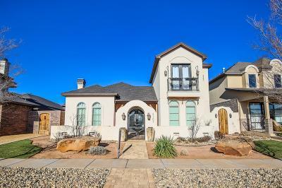 Lubbock Garden Home For Sale: 9107 Justice Avenue