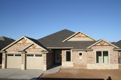 Wolfforth TX Single Family Home Under Contract: $271,900