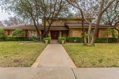 Single Family Home For Sale: 8413 Wayne Avenue