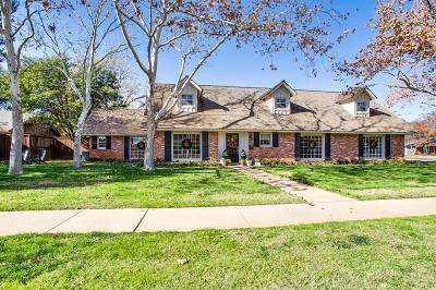 Single Family Home For Sale: 6412 Joliet Avenue