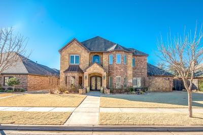 Lubbock Single Family Home Contingent: 4007 107th Street