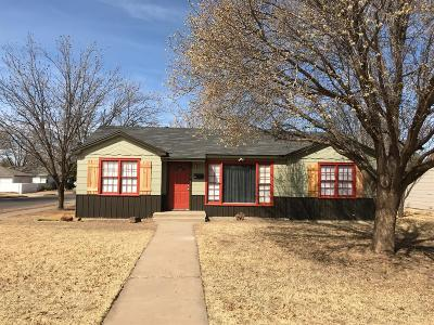 Single Family Home Sold: 3420 30th Street