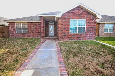 Lubbock Garden Home For Sale: 6523 8th Street
