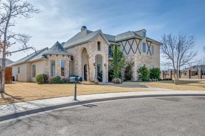 Lubbock Single Family Home For Sale: 3911 105th Street