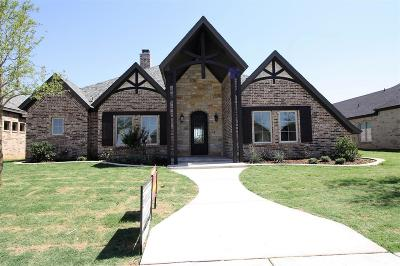 Lubbock Single Family Home For Sale: 4305 138th Street
