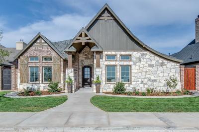 Lubbock Garden Home For Sale: 13905 Quinton Avenue