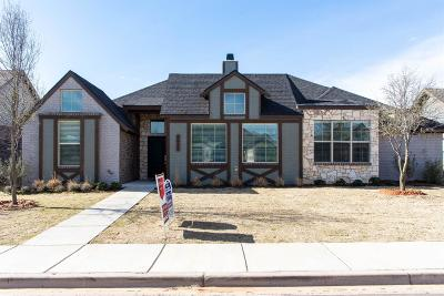 Lubbock Single Family Home For Sale: 3611 133rd Street