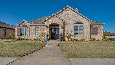 Lubbock Single Family Home For Sale: 3916 138th Street
