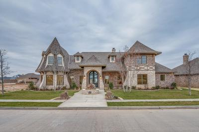 Lubbock TX Single Family Home Under Contract: $799,000