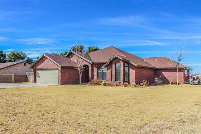 Levelland Single Family Home For Sale: 1409 Cactus Drive