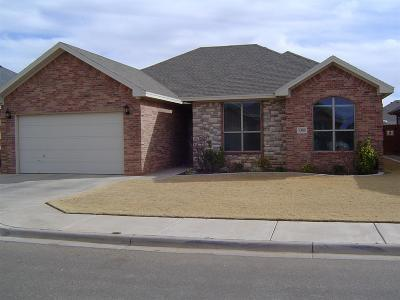 Single Family Home For Sale: 6305 93rd Street