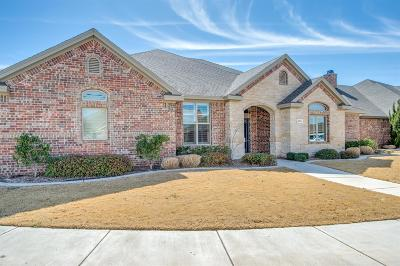 Lubbock Single Family Home For Sale: 3803 104th Street