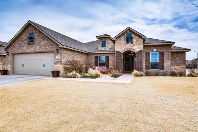 Lubbock Single Family Home For Sale: 6913 91st Street