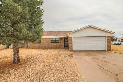 Shallowater Single Family Home Under Contract: 1202 6th Street