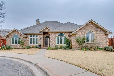 Lubbock Single Family Home For Sale: 5917 86th Street