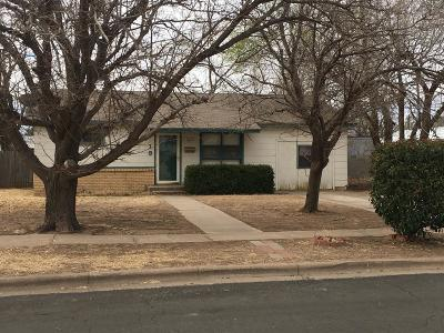 Single Family Home Under Contract: 4719 36th Street